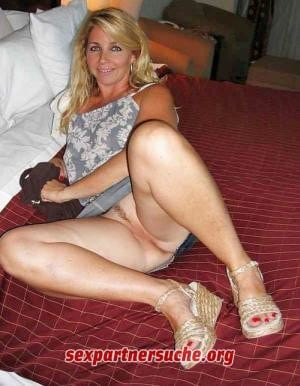 Ich bin ein reifes Luder und suche ein Sextreffen!
